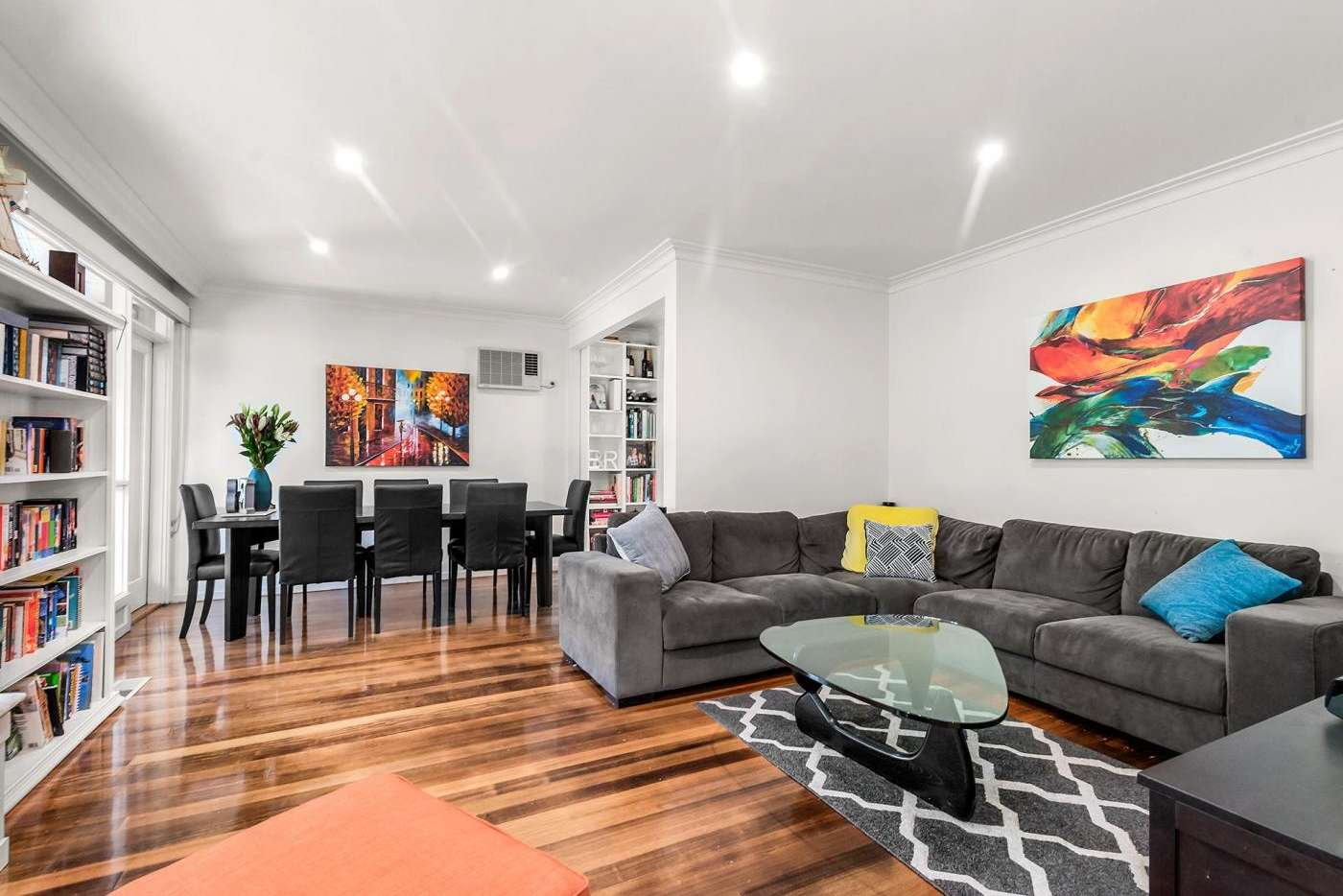 Main view of Homely unit listing, 5/24 Holyrood Street, Hampton VIC 3188