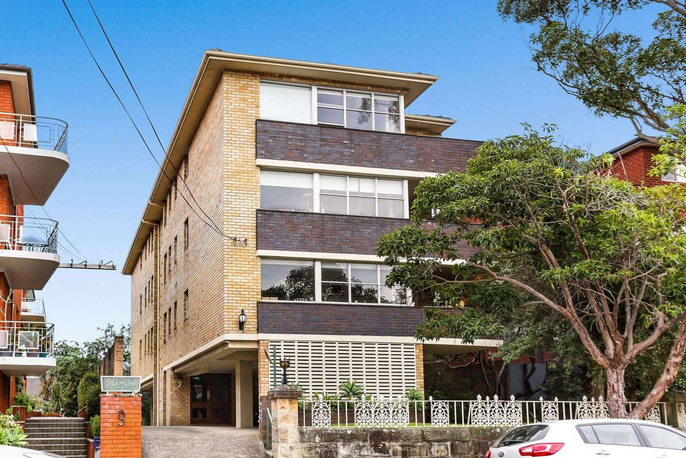 Sixth view of Homely apartment listing, 1/7 The Avenue, Randwick NSW 2031