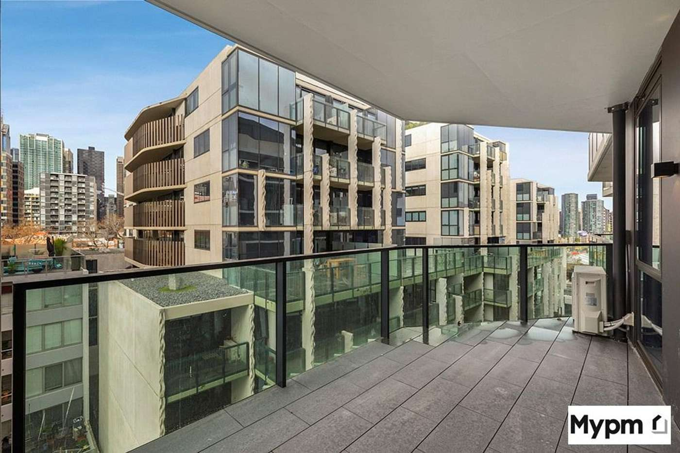 Main view of Homely apartment listing, 509/121 Rosslyn Street, West Melbourne VIC 3003