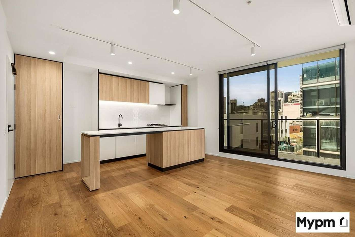 Main view of Homely apartment listing, 607/121 Rosslyn Street, West Melbourne VIC 3003