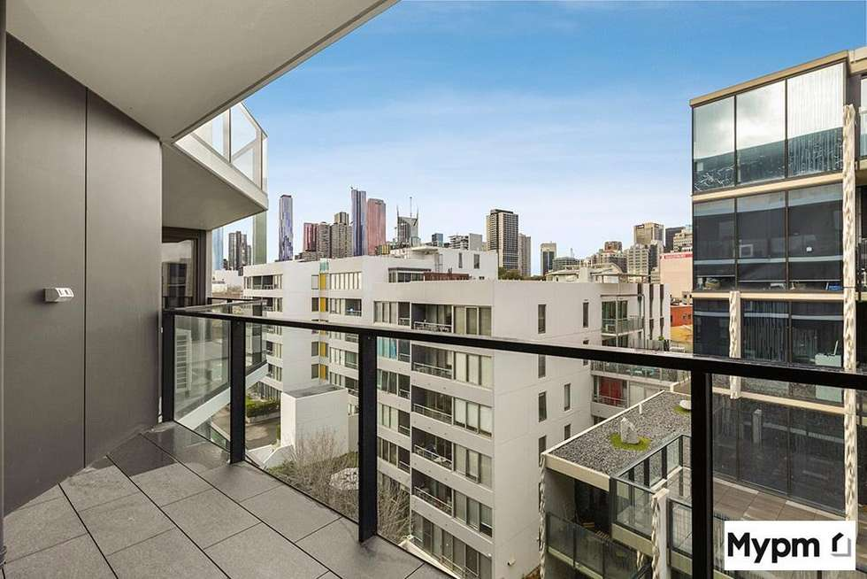 Second view of Homely apartment listing, 607/121 Rosslyn Street, West Melbourne VIC 3003