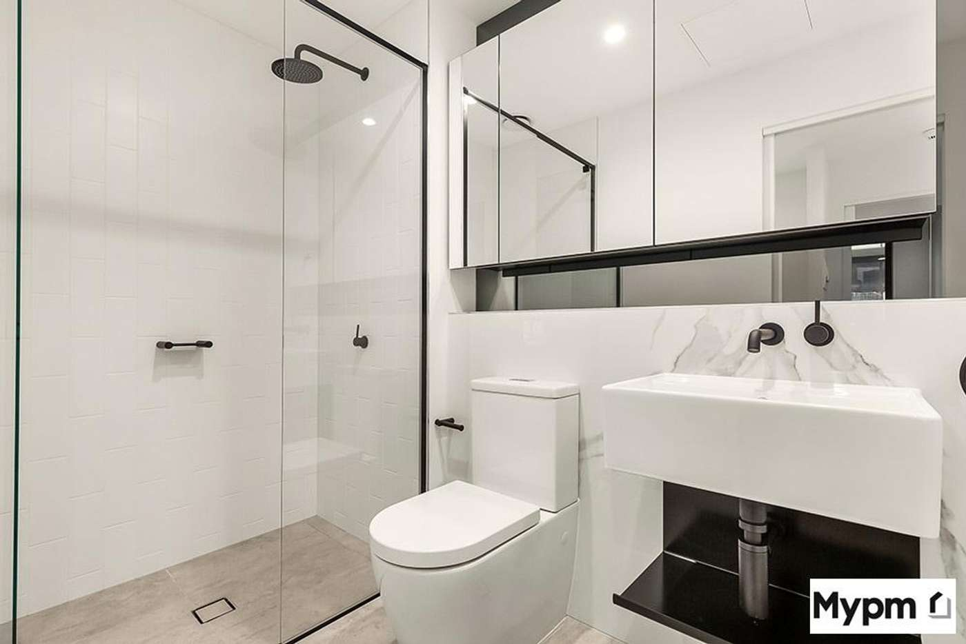 Fifth view of Homely apartment listing, 607/121 Rosslyn Street, West Melbourne VIC 3003
