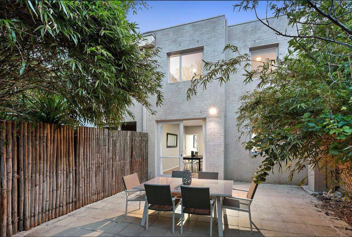 Main view of Homely townhouse listing, 1/18 Payne Street, Caulfield North, VIC 3161