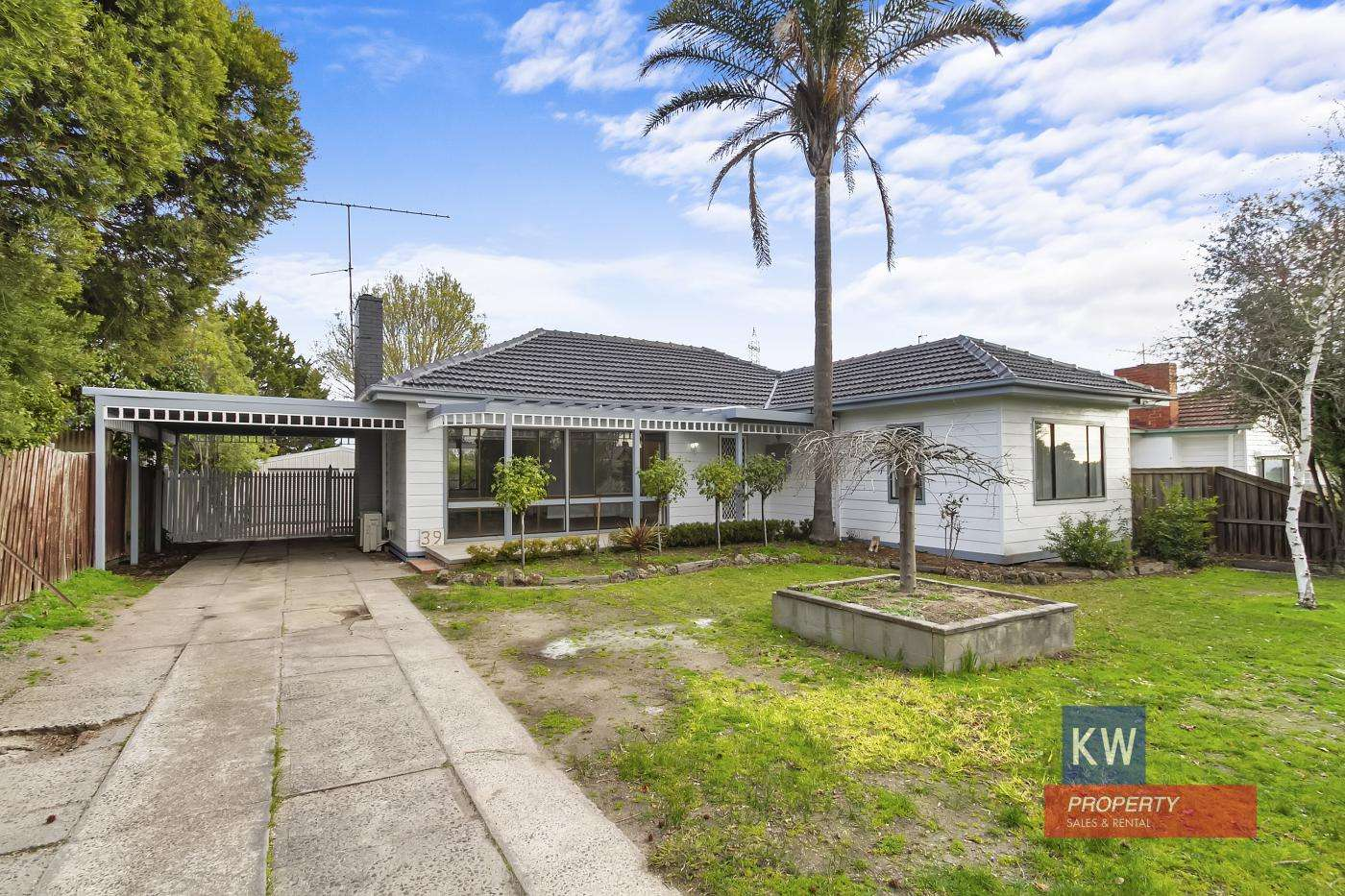 Main view of Homely house listing, 39 Langford Street, Morwell, VIC 3840