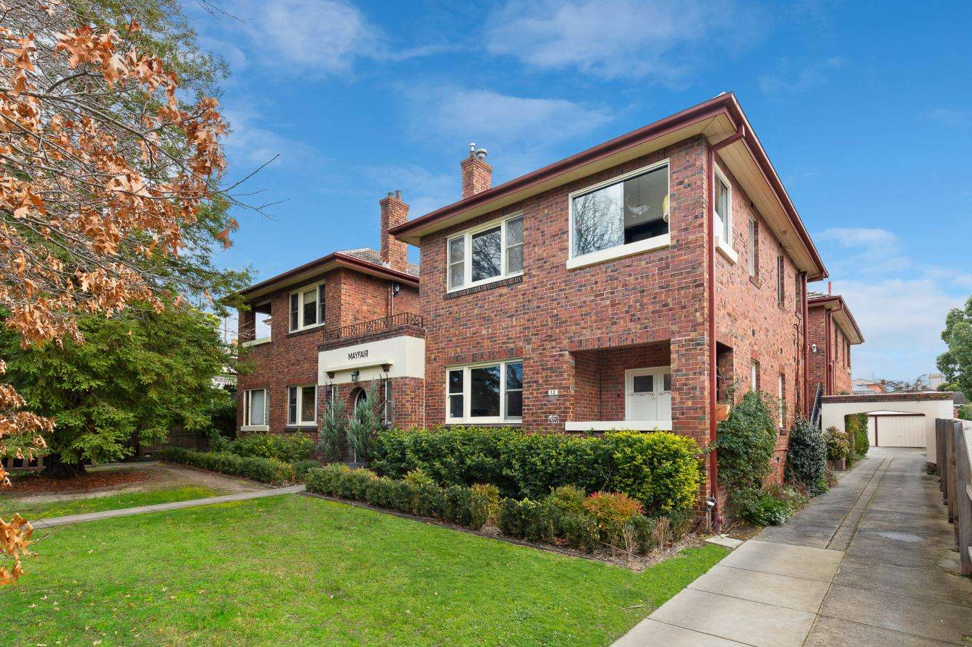 Main view of Homely unit listing, 1/12 Berkeley Street, Hawthorn, VIC 3122
