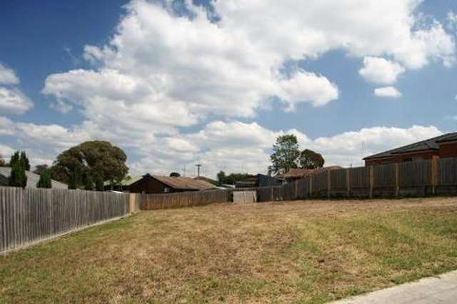 Lot , 9 Cutler Crescent, Churchill VIC 3842