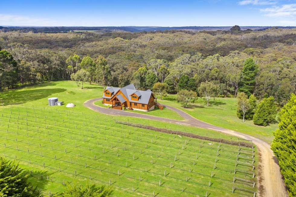 Third view of Homely acreageSemiRural listing, 150 CLARKES Road, Wensleydale VIC 3241