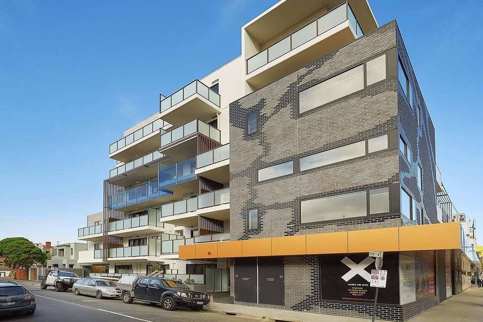 Fifth view of Homely apartment listing, 303/2a Henry Street, Windsor VIC 3181