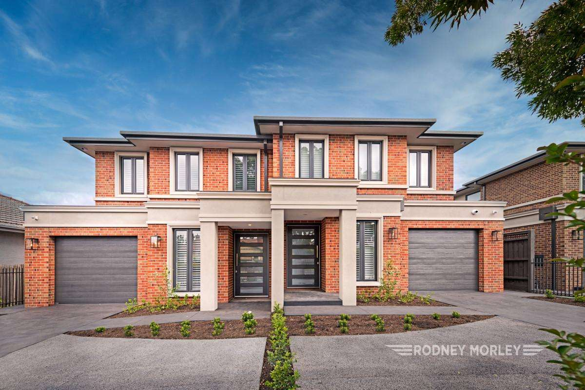 Main view of Homely townhouse listing, 141B Bambra Road, Caulfield, VIC 3162