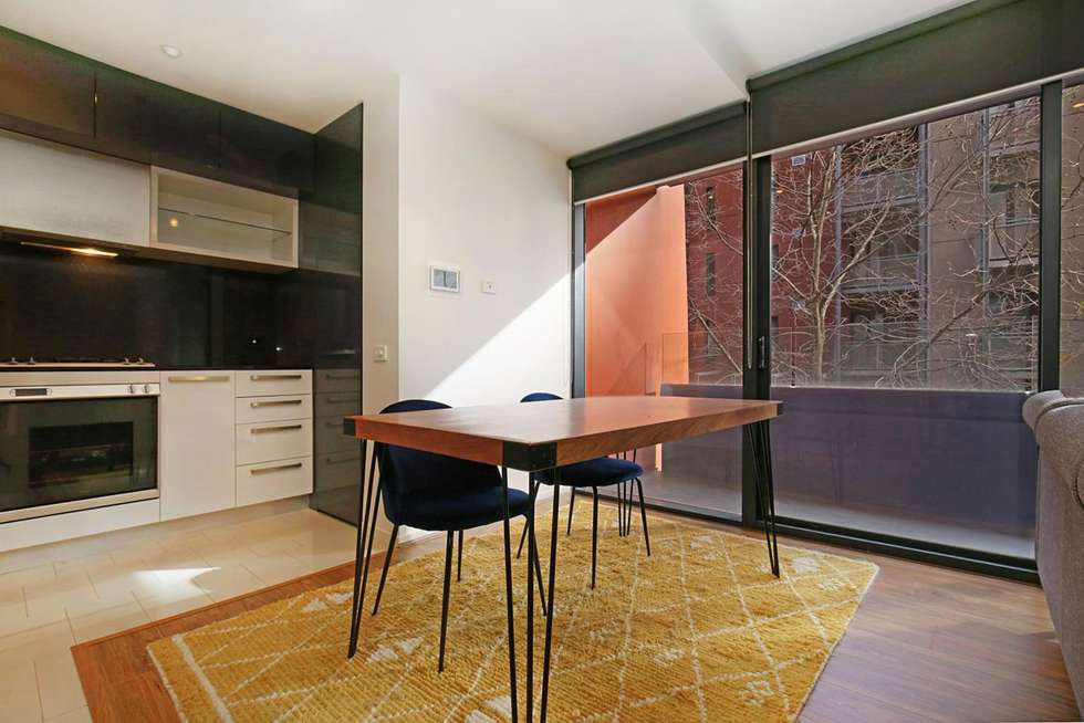 Second view of Homely apartment listing, 23/8 Cook Street, Southbank VIC 3006