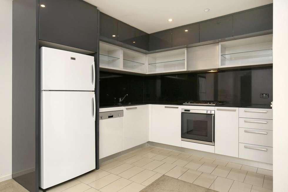 Third view of Homely apartment listing, 23/8 Cook Street, Southbank VIC 3006