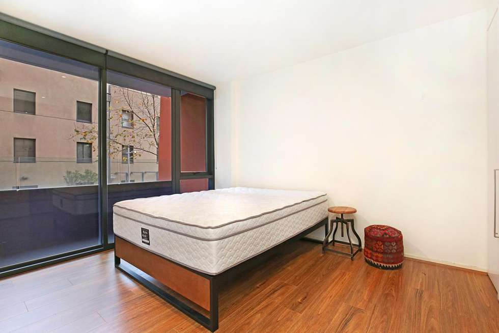 Fourth view of Homely apartment listing, 23/8 Cook Street, Southbank VIC 3006