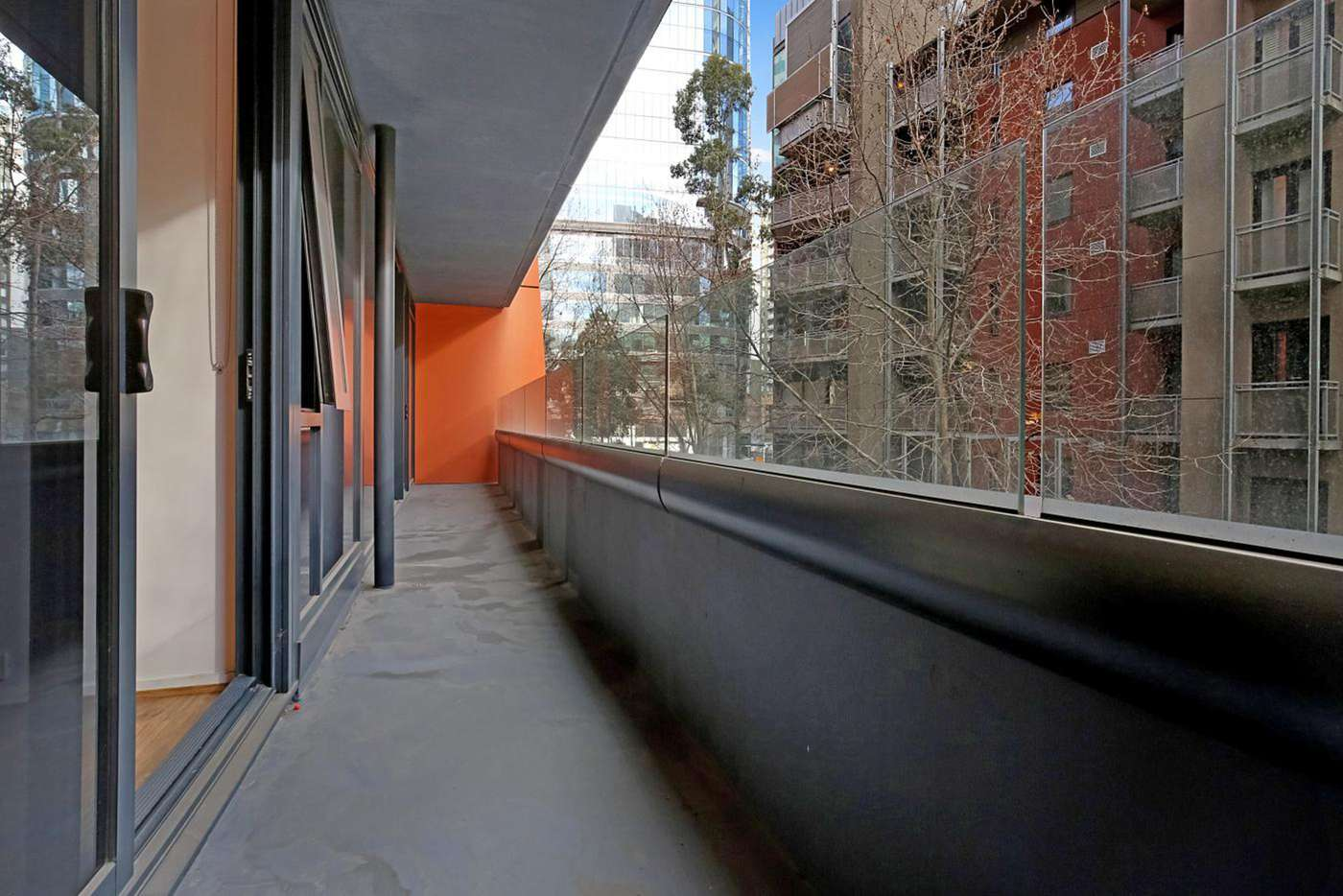 Sixth view of Homely apartment listing, 23/8 Cook Street, Southbank VIC 3006