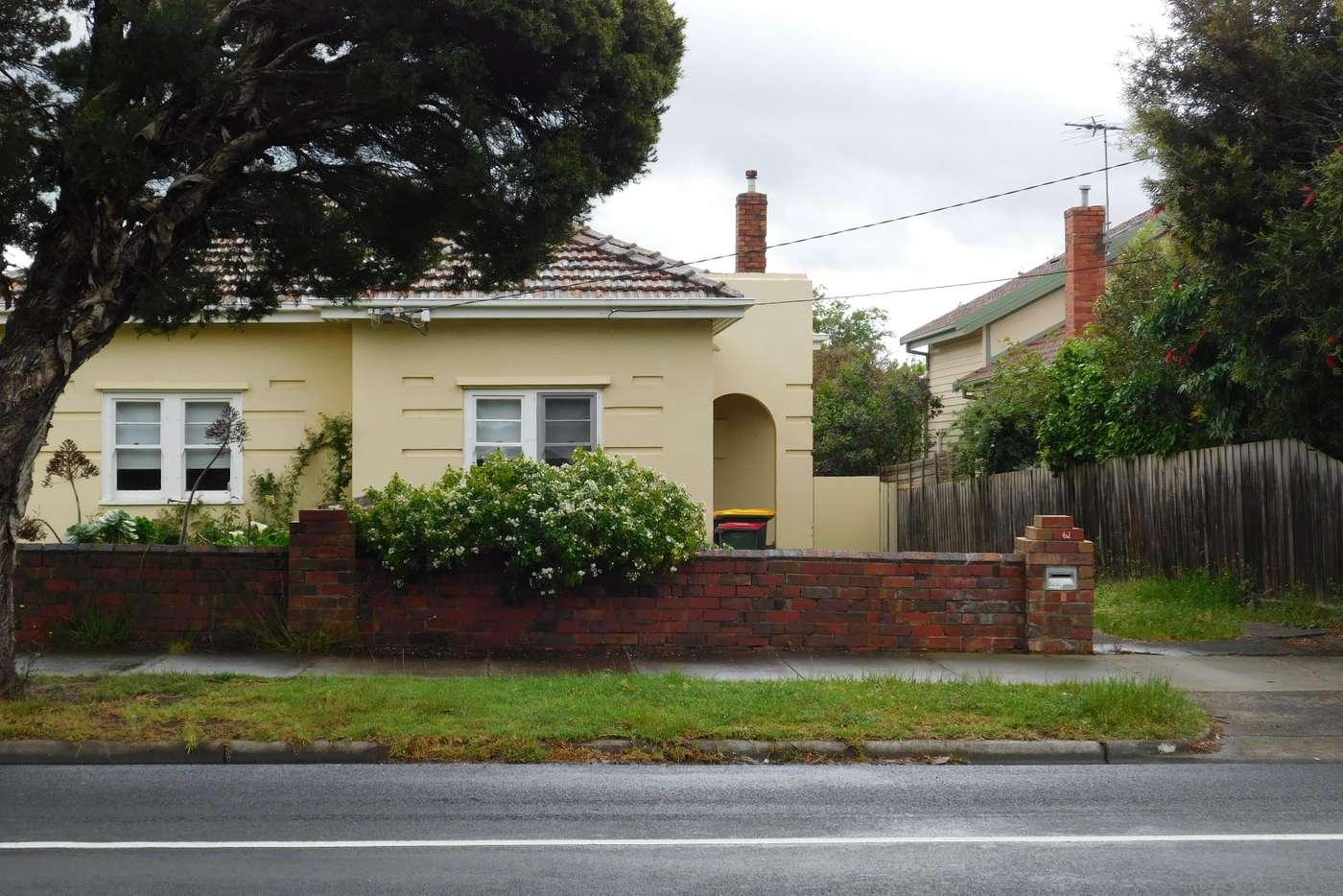 Main view of Homely house listing, 62 Kangaroo Road, Murrumbeena VIC 3163