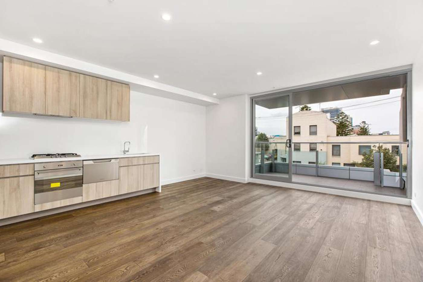 Main view of Homely apartment listing, 101/19-25 Nott Street, Port Melbourne VIC 3207