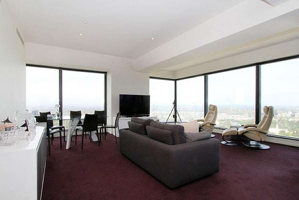 Second view of Homely apartment listing, 6404/7 Riverside Quay, Southbank VIC 3006