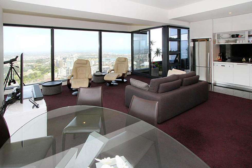 Fourth view of Homely apartment listing, 6404/7 Riverside Quay, Southbank VIC 3006