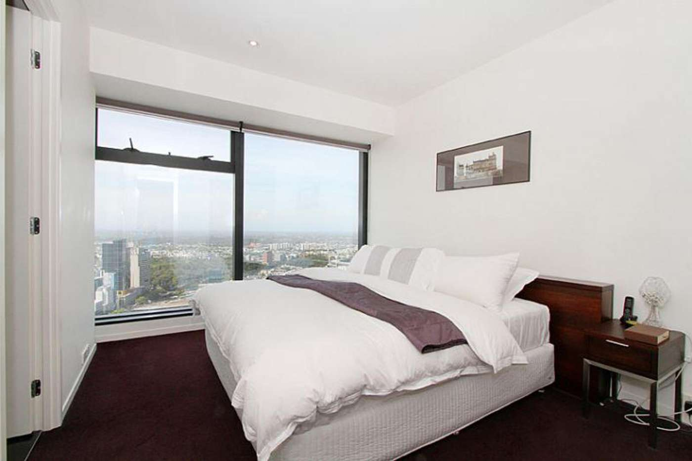Fifth view of Homely apartment listing, 6404/7 Riverside Quay, Southbank VIC 3006
