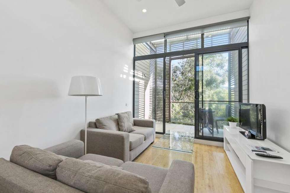 Third view of Homely apartment listing, 6/89 GREAT OCEAN Road, Aireys Inlet VIC 3231