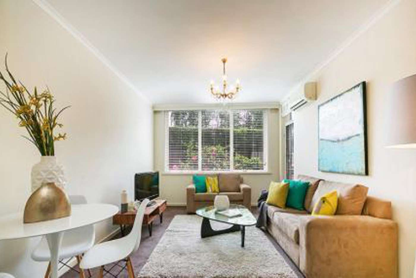Main view of Homely apartment listing, 4/7 Sutherland Road, Armadale VIC 3143