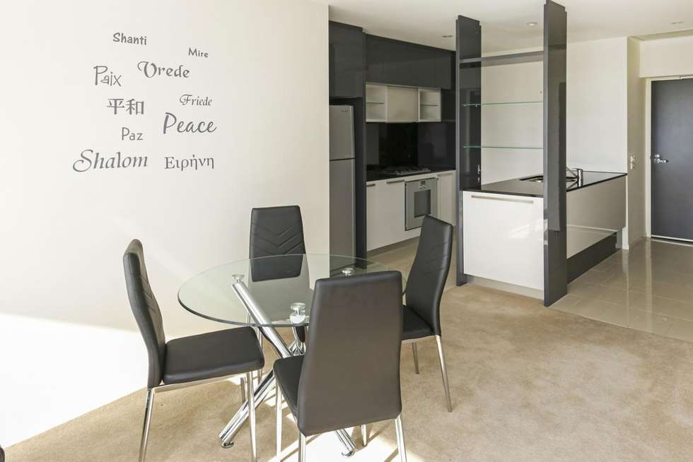 Fourth view of Homely apartment listing, 3506/7 Riverside Quay, Southbank VIC 3006