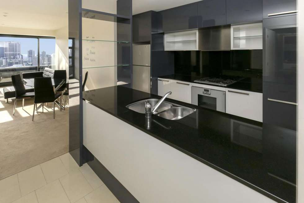 Fifth view of Homely apartment listing, 3506/7 Riverside Quay, Southbank VIC 3006