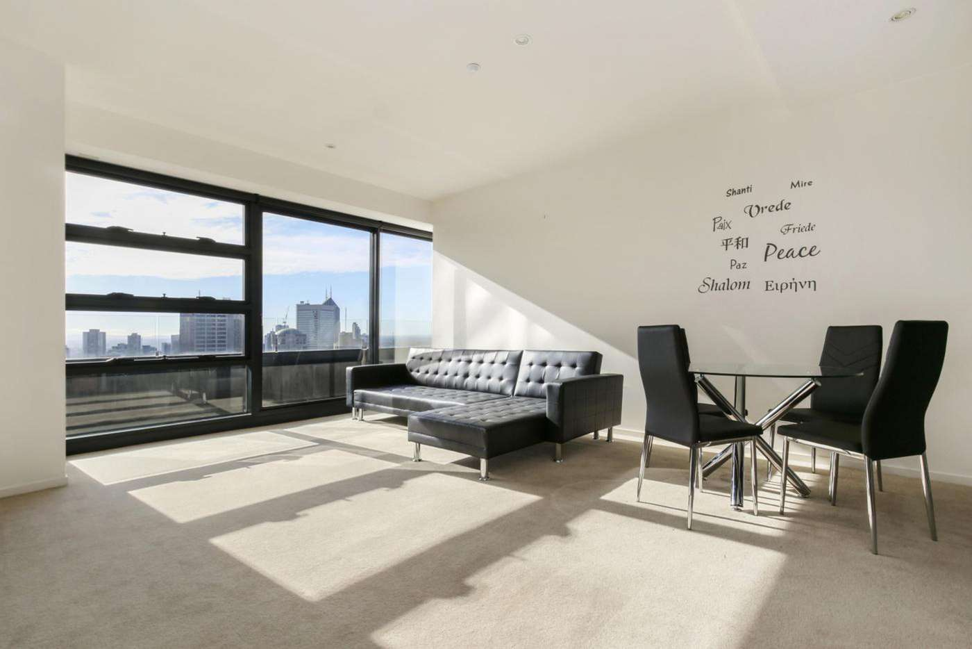 Seventh view of Homely apartment listing, 3506/7 Riverside Quay, Southbank VIC 3006