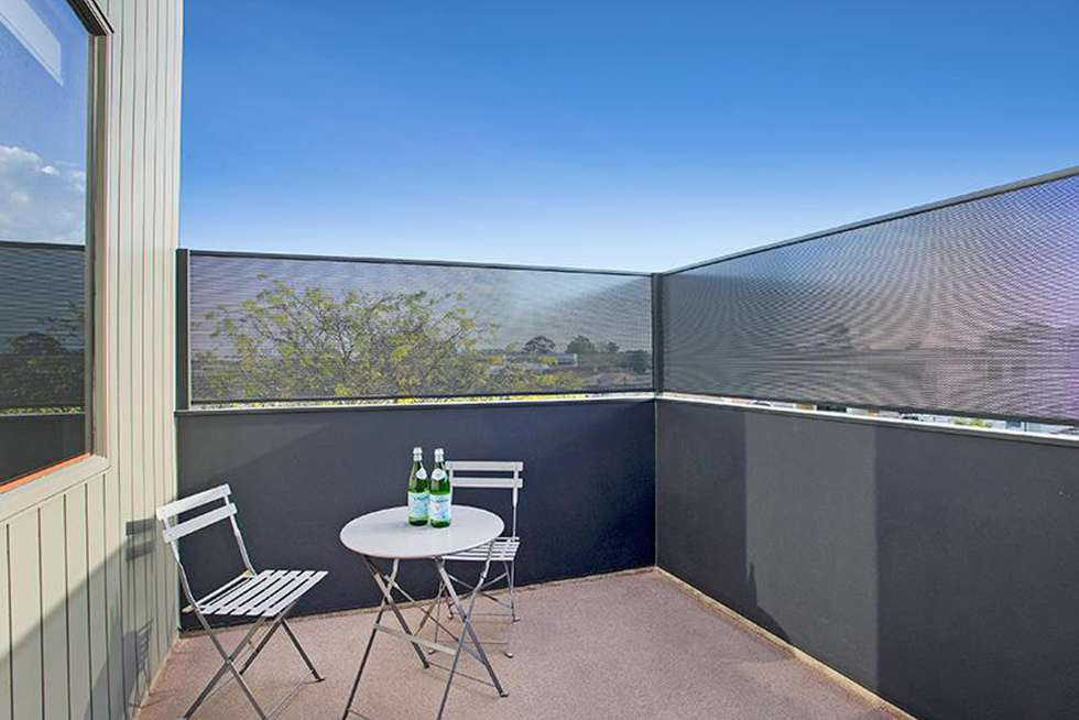 Fifth view of Homely apartment listing, 18/317 Hawthorn Road, Caulfield VIC 3162