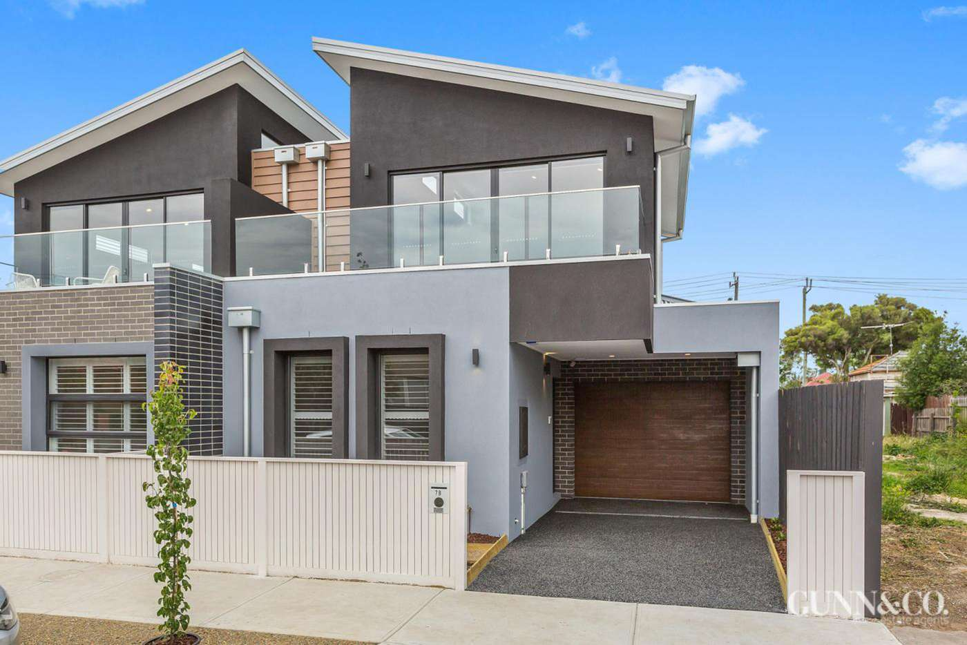 Main view of Homely townhouse listing, 7B Newcastle Street, Yarraville VIC 3013