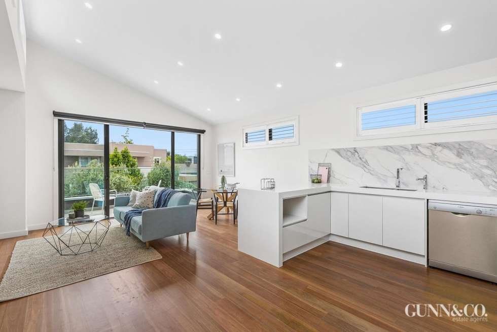 Second view of Homely townhouse listing, 7B Newcastle Street, Yarraville VIC 3013