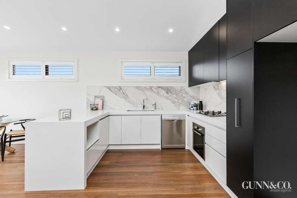 Third view of Homely townhouse listing, 7B Newcastle Street, Yarraville VIC 3013