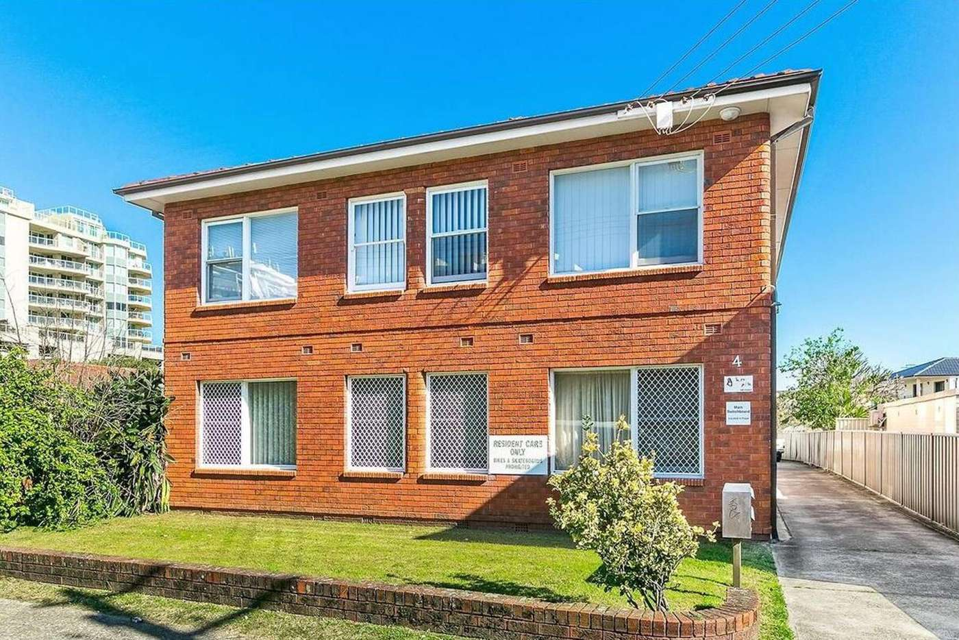 Main view of Homely apartment listing, 1/4 Moate Avenue, Brighton-le-sands NSW 2216