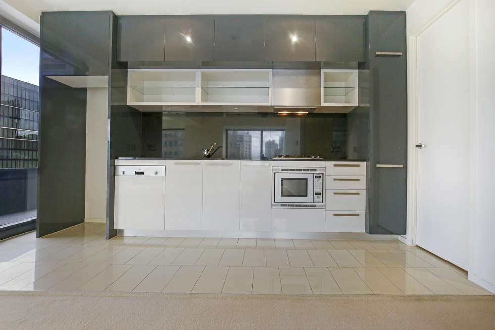 Third view of Homely apartment listing, 1504/7 Riverside Quay, Southbank VIC 3006