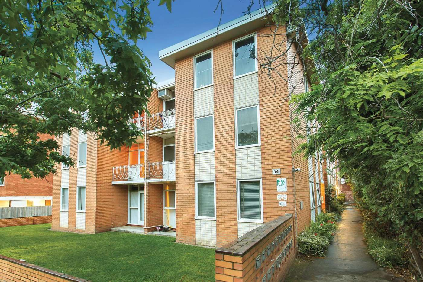 Main view of Homely apartment listing, 5/74 Denbigh Road, Armadale VIC 3143