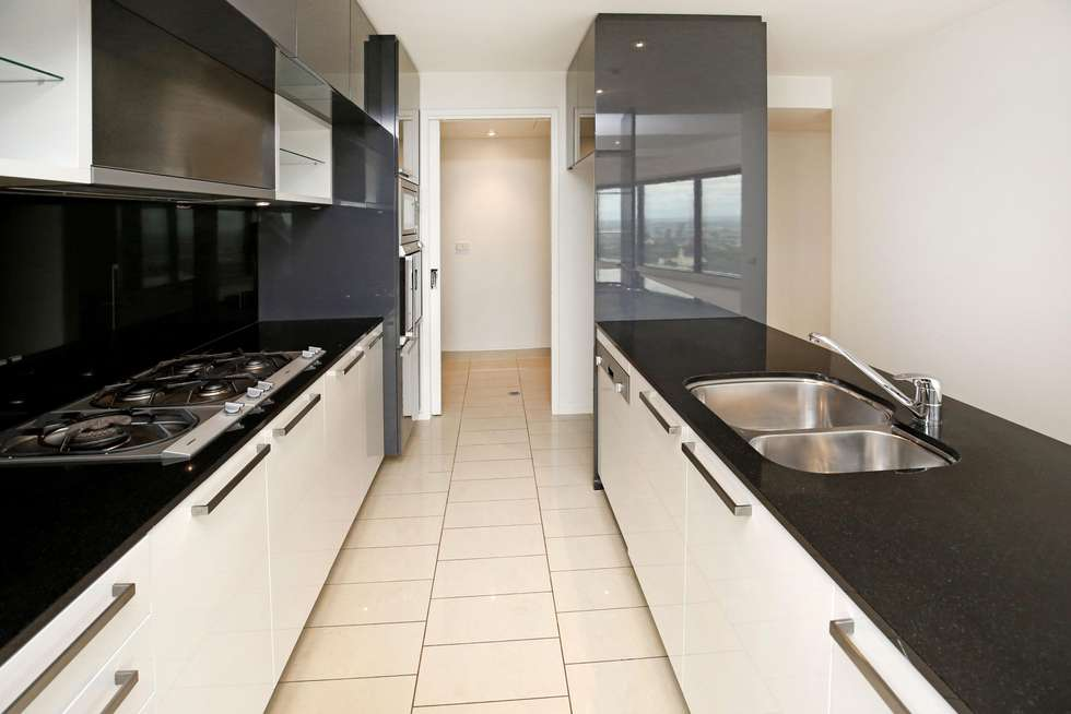 Second view of Homely apartment listing, 3702/7 Riverside Quay, Southbank VIC 3006