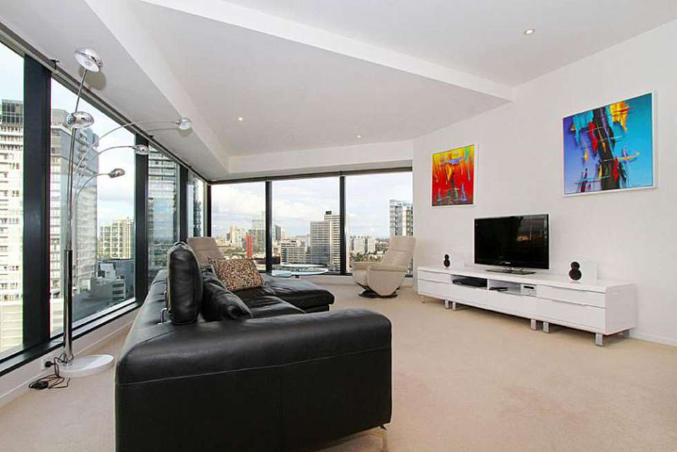 Third view of Homely apartment listing, 1602/7 Riverside Quay, Southbank VIC 3006