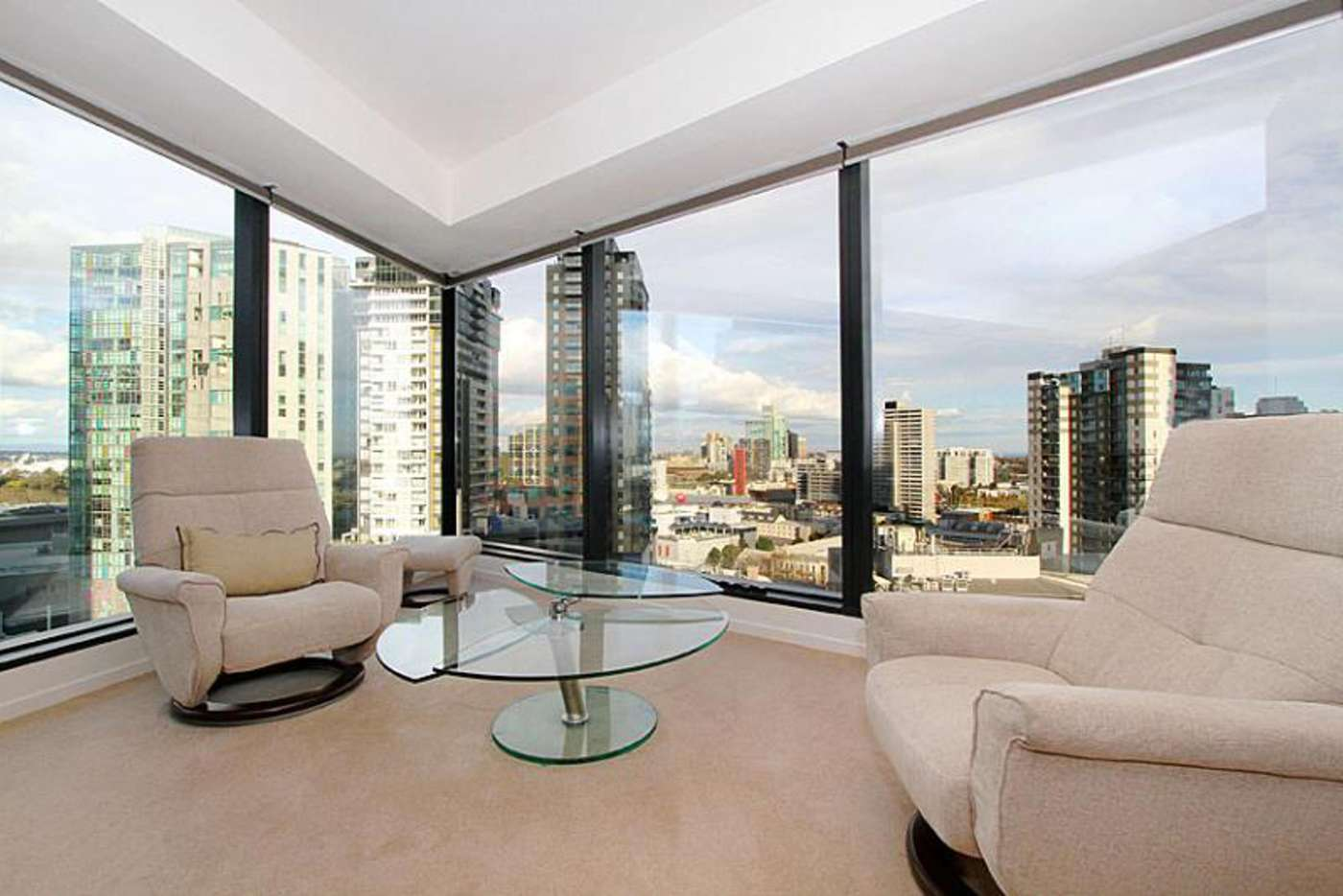 Fifth view of Homely apartment listing, 1602/7 Riverside Quay, Southbank VIC 3006