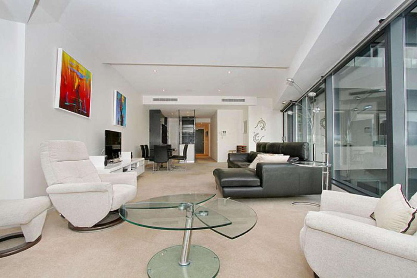 Sixth view of Homely apartment listing, 1602/7 Riverside Quay, Southbank VIC 3006