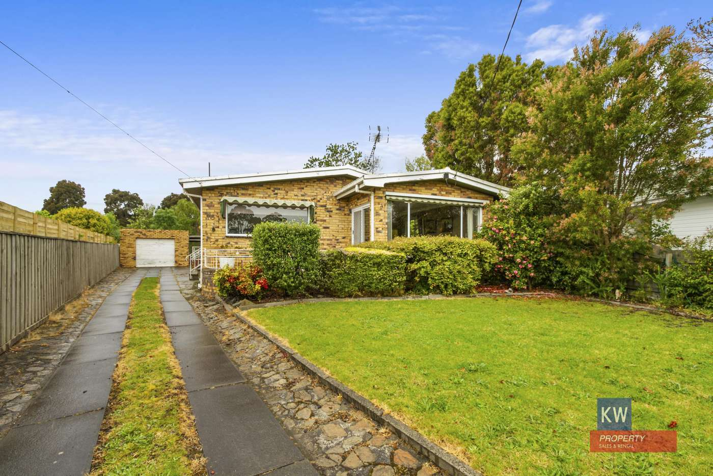 Main view of Homely house listing, 76 Wallace St, Morwell VIC 3840