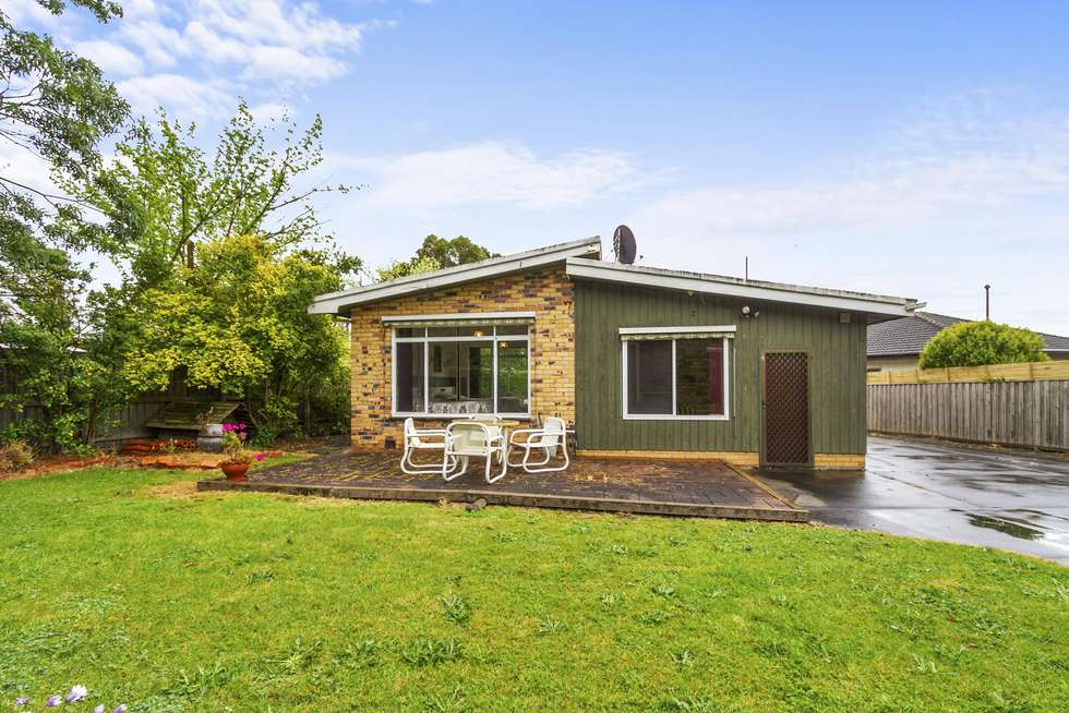 Second view of Homely house listing, 76 Wallace St, Morwell VIC 3840