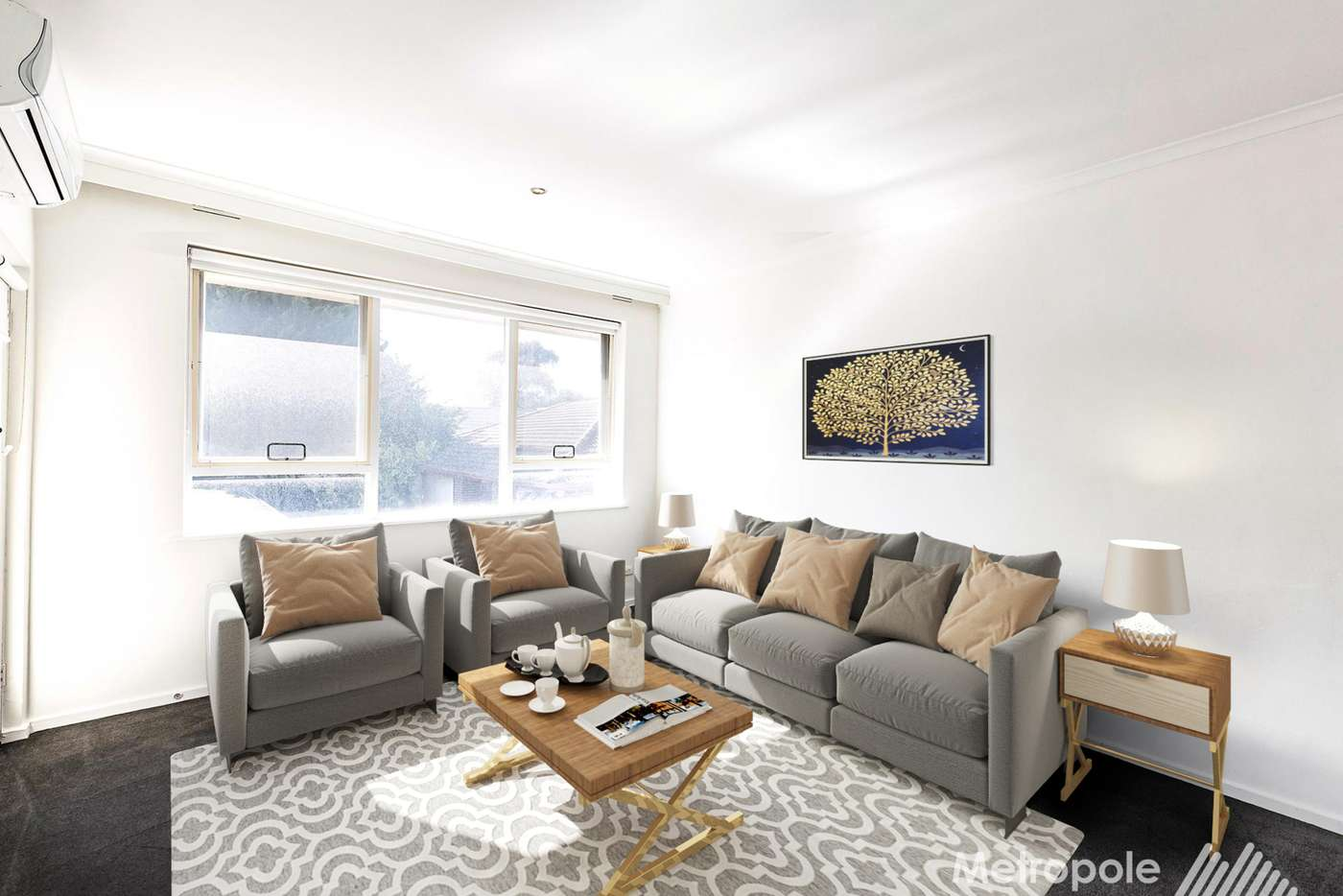 Main view of Homely apartment listing, 8/17 Maroona Road, Carnegie VIC 3163