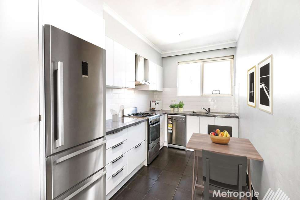 Second view of Homely apartment listing, 8/17 Maroona Road, Carnegie VIC 3163