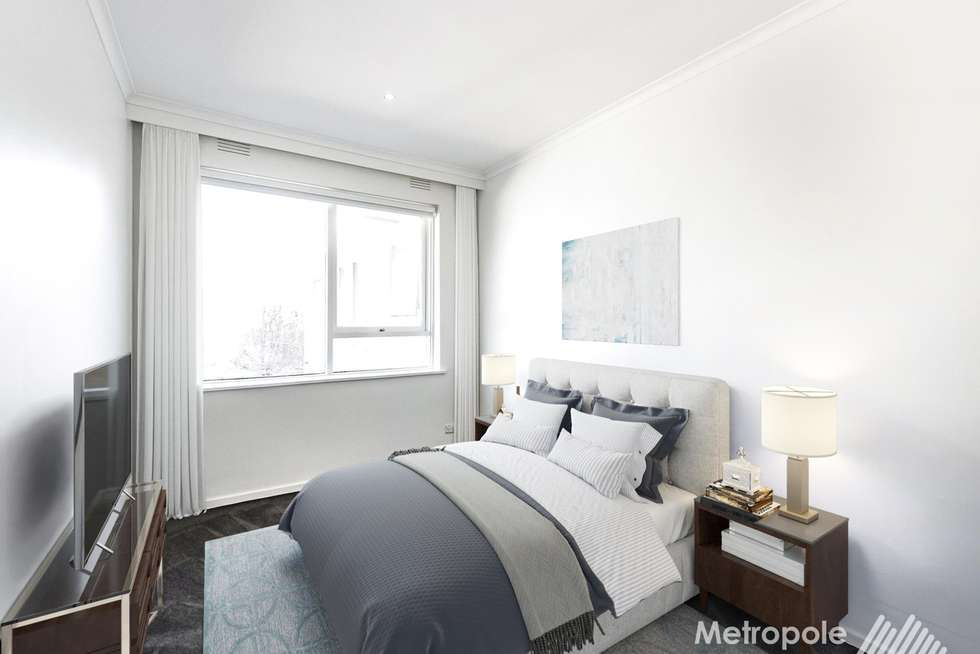 Third view of Homely apartment listing, 8/17 Maroona Road, Carnegie VIC 3163