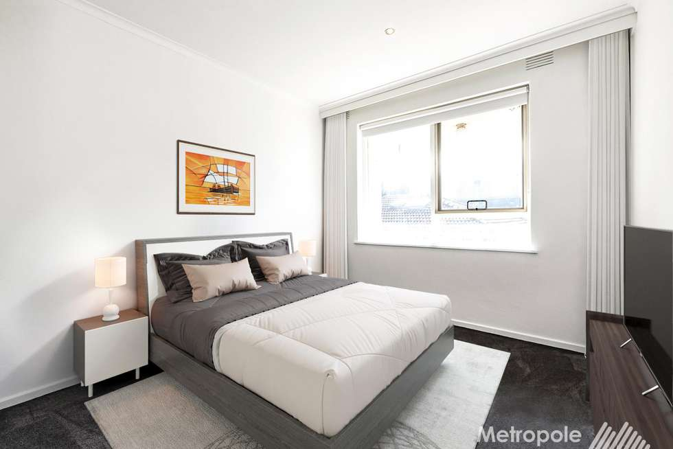 Fourth view of Homely apartment listing, 8/17 Maroona Road, Carnegie VIC 3163