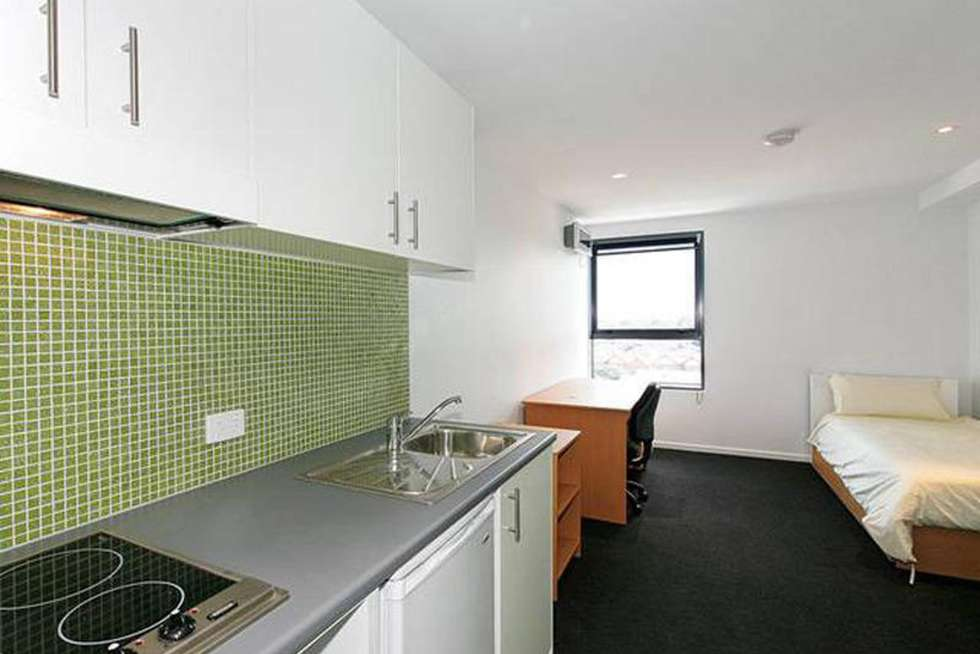 Second view of Homely apartment listing, 305/51 Gordon Street, Footscray VIC 3011