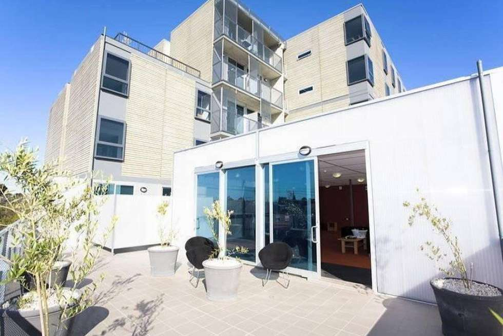 Fifth view of Homely apartment listing, 305/51 Gordon Street, Footscray VIC 3011