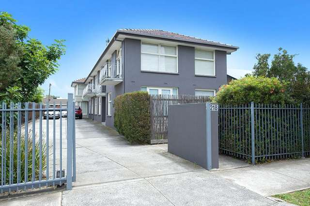6/218 Gordon Street, Footscray VIC 3011