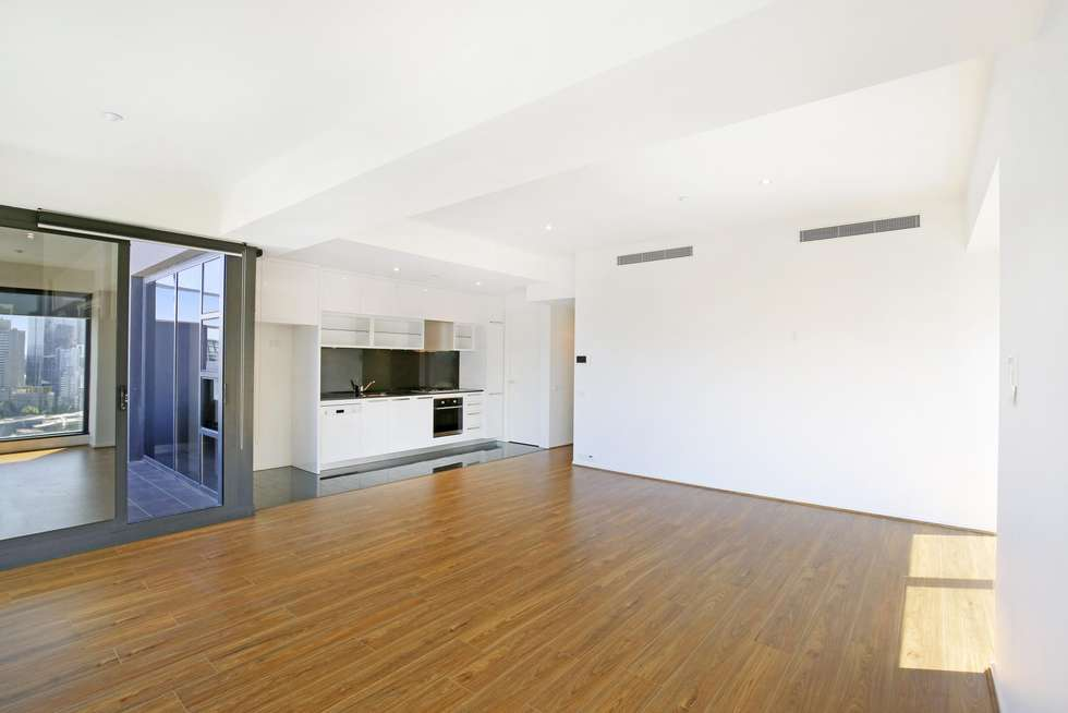 Third view of Homely apartment listing, 2904/7 Riverside Quay, Southbank VIC 3006