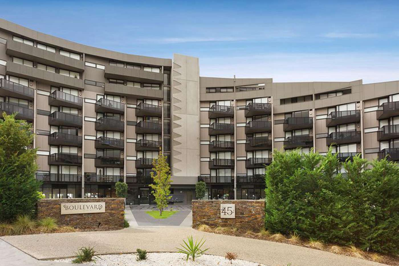 Main view of Homely apartment listing, 701/45 Edgewater Boulevard, Maribyrnong VIC 3032