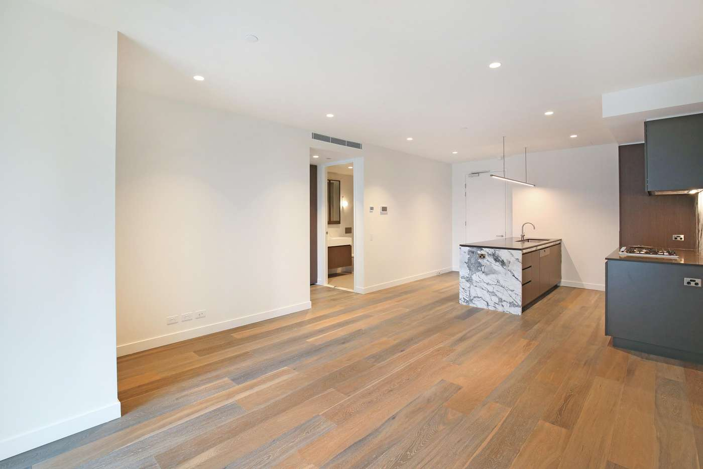Main view of Homely apartment listing, 2304/433 Collins Street, Melbourne VIC 3000